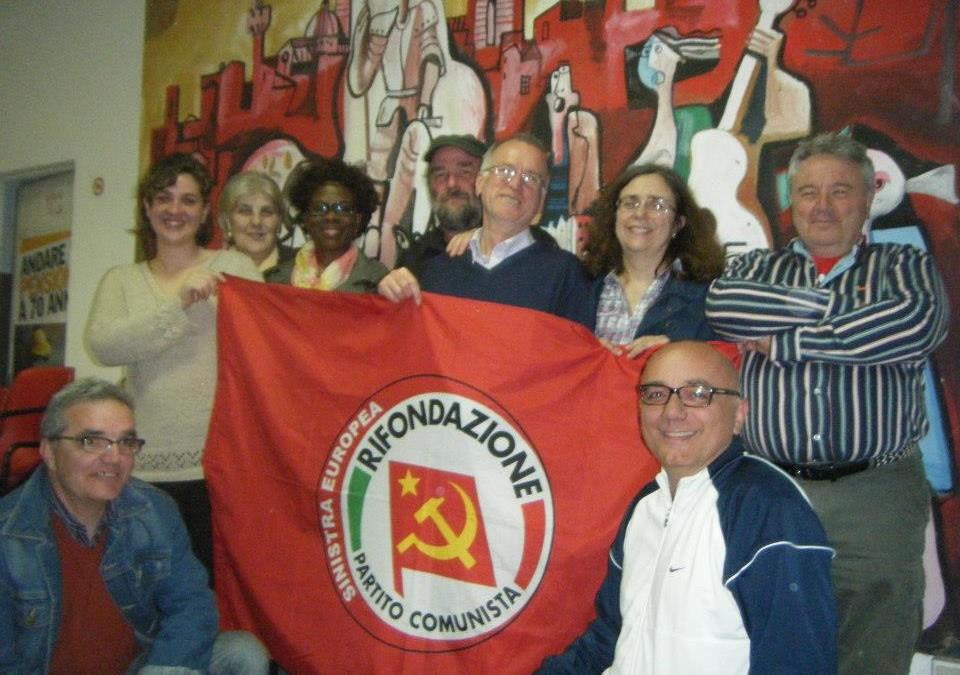 PRC Siena: nessuna coalizione senza intesa su privatizzazioni e lavoro