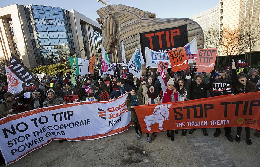 Trattati TTIP – stretta finale?