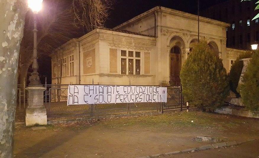Preoccupanti infiltrazioni neofasciste a Siena