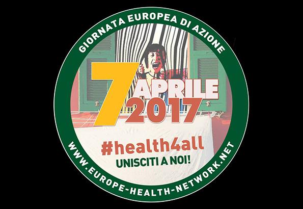 MOZIONE: adesione alla giornata di mobilitazione per la difesa della sanità pubblica del 7 aprile 2017