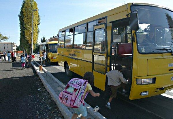 Interrogazione scritta: Servizio di Scuolabus