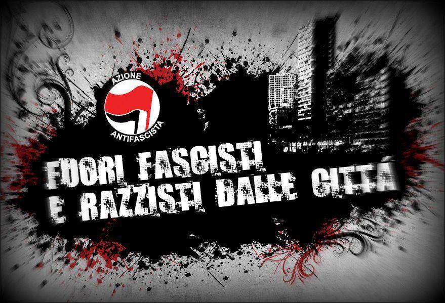Basta sfilate neofasciste nella nostra città