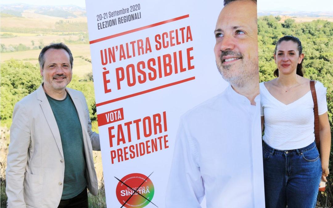 Rifondazione comunista appoggia Toscana a Sinistra e Lia Valentini